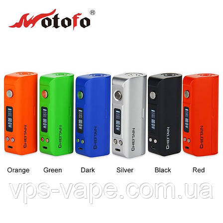 Wotofo Chieftain 80W TC Box mod, фото 2