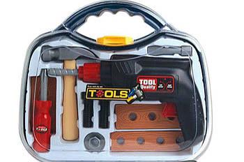 Набор инструментов в кейсе smart tools T5500A