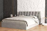 Двуспальная кровать Клевер 160 х 200 с подъемным механизмом, двухспальная кровать, деревянная кровать,