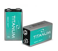 Батарейка Titanum 6F22 (Крона) 9V