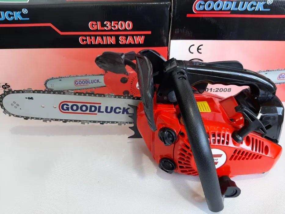 Бензопила GoodLuck GL-3500 1 шина + 1 ланцюг (плавний пуск, праймер)