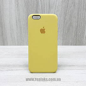 Чехол SC для Apple iPhone 6 & iPhone 6s YELLOW r