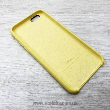 Чехол SC для Apple iPhone 6 & iPhone 6s YELLOW r, фото 3