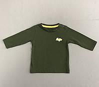 Реглан темно-зеленый 68, 74, 80