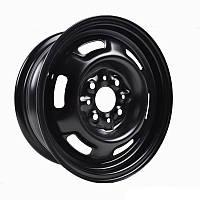 Диск колесный 2108 штампованный чёрный R13. 5J. 4x98. D58,6. ET29 АвтоВАЗ