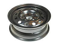 Диск колесный 2110-2112 штампованный чёрный R14, 5J, 4х98, ЕТ35 АвтоВАЗ