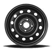 Диск колесный 2170 штампованный черный R14 5,5J 4х98 ЕТ35 АвтоВАЗ