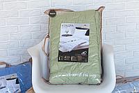 Одеяло летнее евро 200х215 см Ода | Ковдра літня, наповнювач бавовна. Стеганое одеяло ODA
