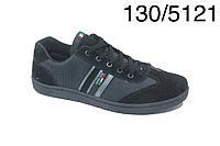 Кросівки Paolla 130 чорний замінник