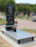 Пам'ятник з граніту (на одного) №34