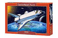 Пазлы Космический шаттл 500 элементов Castorland