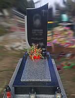 Пам'ятник з граніту (на одного) №35