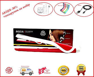 Утюжок для волос Rozia HR-736, фото 2
