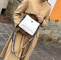 Стильная маленькая женская сумка. Модель 493, фото 2