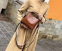 Стильная маленькая женская сумка. Модель 493, фото 5