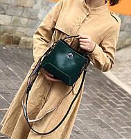 Стильная маленькая женская сумка. Модель 493, фото 6