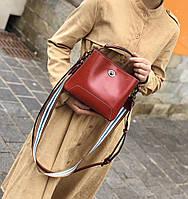 Стильная маленькая женская сумка. Модель 493, фото 7