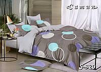 Комплект постельного белья Тет-А-Тет двуспальное  S-320