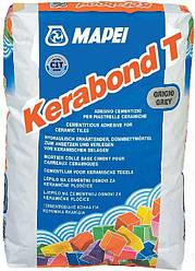 Клей для плитки KERABOND T  сірий 25 кг MAPEI