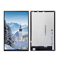 Дисплей (LCD) планшет Lenovo A10-30 Tab 2 10.1 | A10-30L | X30L | X30F с тачскрином, черный