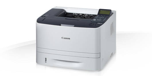 Принтер ч/б Canon i-SENSYS LBP6680x (5152B002AA) + USB cable- Б/У, фото 2