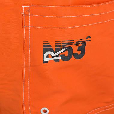 Чоловічі шорти Regatta Bratchmar L Orange-Grey, фото 3