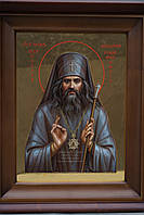 Икона Святого Иоанна Шанхайского и Сан-Францисского чудотворца., фото 10