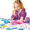 Набор для творчества «Пальчиковые краски  «Юные художницы».