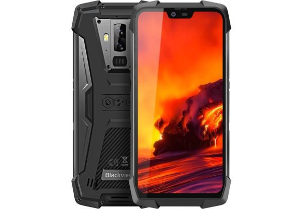 Смартфон Blackview BV9700 Pro black