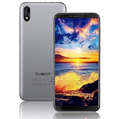 Смартфон Cubot J3 gray