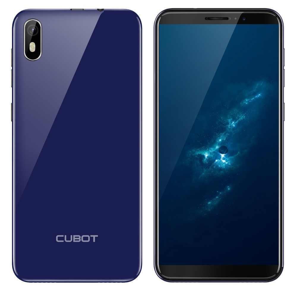 Смартфон Cubot J5 blue