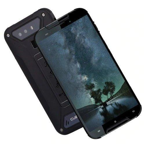 Смартфон Cubot Quest Lite black