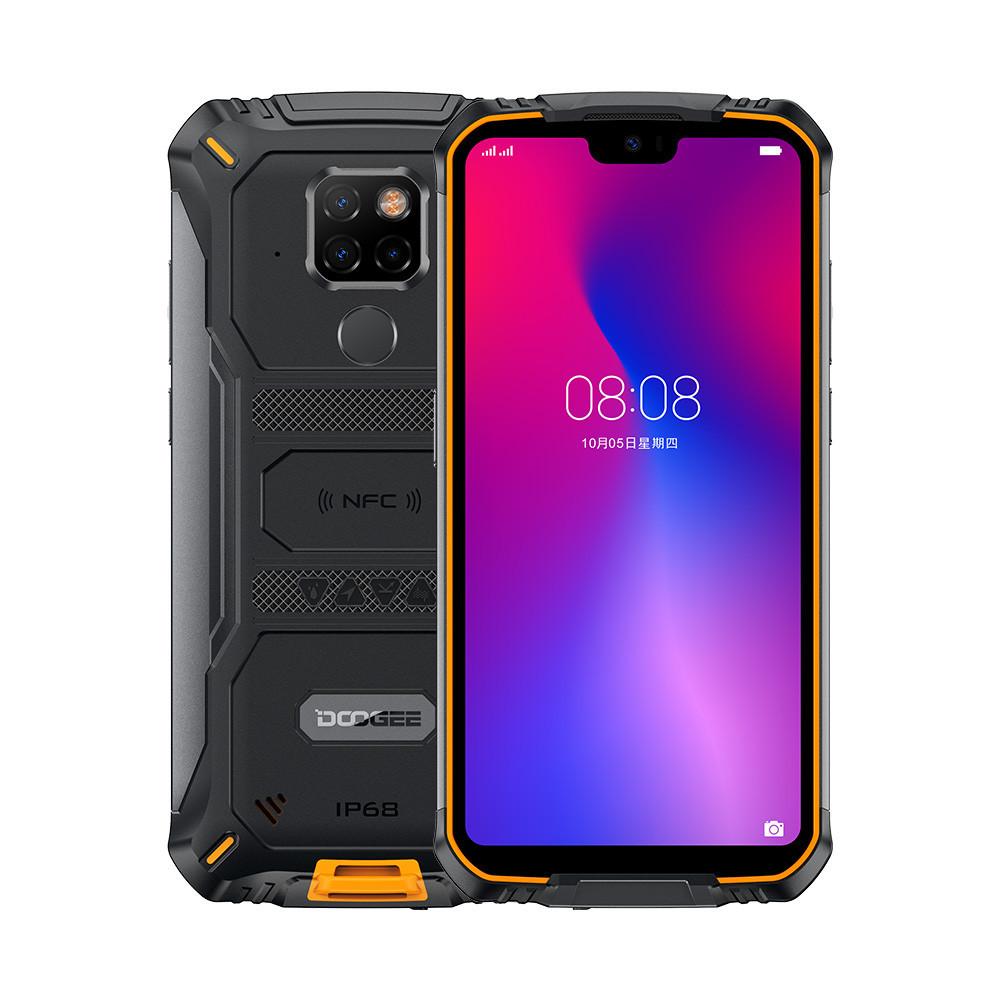 Смартфон Doogee S68 Pro orange