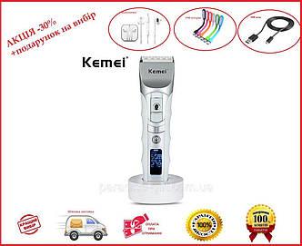 Машинка для стрижки Kemei KM-838, фото 2