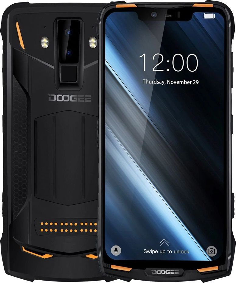 Смартфон Doogee S90 orange LUXURY VERSION