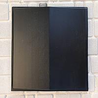 """Форма для парапета """"Гладкий"""" 450*500*60 мм; для литья бетонных коньков на забор, фото 1"""