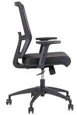 Кресло Fix Black Black/ Black, фото 3