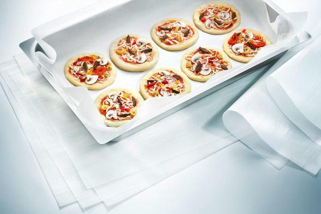 Бумага силиконизированная для выпечки