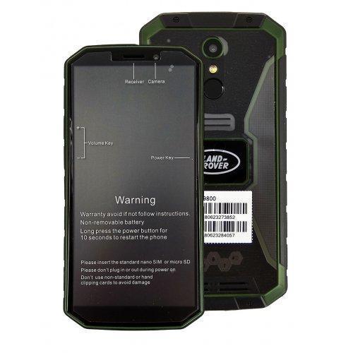 Смартфон Land Rover XP9800 (Guophone XP9800) green