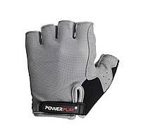 Перчатки вело  PowerPlay 5295 женские, фото 1