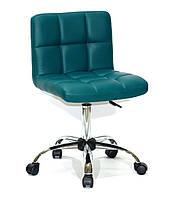 Кресло офисное на колесах ARNO СН-OFFICE экокожа, зеленый в- 1002