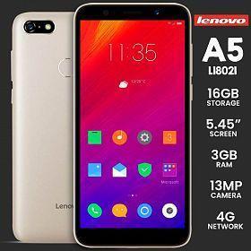 Смартфон Lenovo A5 3/16Gb L18021 gold