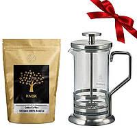 Подарочный набор Кофе/Френч-пресс 300 мл.