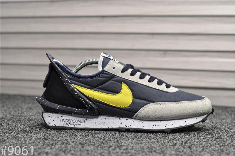 Кроссовки Nike Undercover Navy Yellow