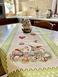 "Салфетка под тарелку  ""Великодня"" , 37х49 см, фото 4"