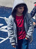 Двостороння куртка для хлопців, фото 1