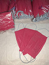 Медицинская маска четырехслойная 10 шт спанбонд фабричная с фильтрацией сертифицированная