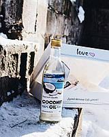 Кокосовое масло рафинированное Hillary Premium Quality Coconut Oil 250мл SKL13-131385