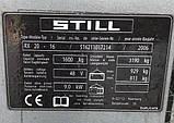 Погрузчик STILL RX20-16, фото 5