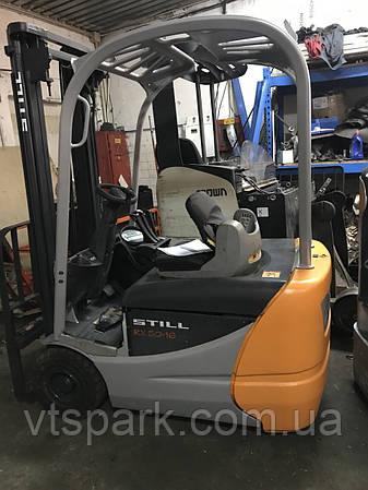 Вилочный электрический погрузчик Still RX50-16, 1.6т, электрическая кара Б/У Тернополь